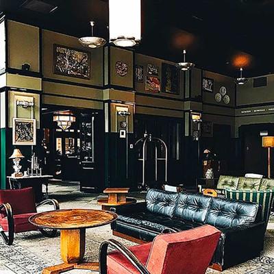 Ace Hotel bar