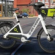 Explore Bike Share Wants Memphians' Input on Sites for Future Stations