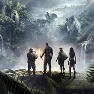 <i>Jumanji: Welcome To The Jungle</i>
