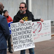Crowd Protests TVA President, Possible Increases