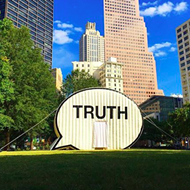 Downtown Parks to Host 'Truth Booth,' Live Music, & Meditative Arts Classes