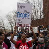 Memphis Students Protest Gun Violence With Walkout