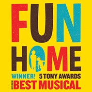 Fun Home at Playhouse on the Square
