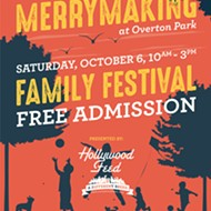 A Day of Merrymaking at Overton Park