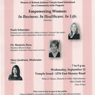 """Empowering Women. In Business. In Healthcare. In Life."""