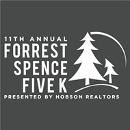 11th Annual Forrest Spence 5K
