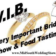 Very Important Bride Food Tasting and Show