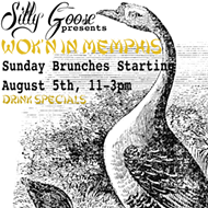 Wok'n in Memphis Brunch Pop Up