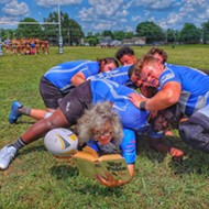 "It's Elvis 7s Rugby Time! Plus Memphis Film Prize, ""Mystery Train,"" Deborah Cunningham"