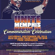 Unite Memphis: Martin 50