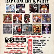 Memphis Legends Rap Concert