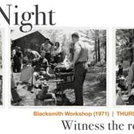 Movie Night: <i>Blacksmith Workshop</i>