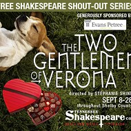 Shakespeare Shout-Out Series: <i>The Two Gentlemen of Verona</i>