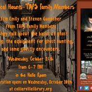 Historical Haunts: TAPS Family Members