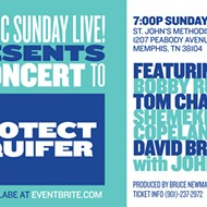 Acoustic Sunday Live! presents: The Memphis Concert to Protect Our Aquifer