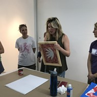 Mixed Media and Printmaking with Meredith Olinger