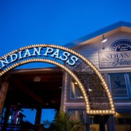 Indian Pass Has Closed