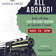 Holiday Kick-Off at Saddle Creek