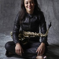 Soulful Singer/Saxophonist Vanessa Collier on 'Honey Up' Tour