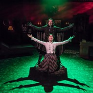 Dracula's Got No Bite at Theatre Memphis