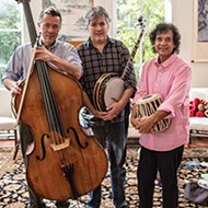 Bela Fleck Brings Exotic International Trio to GPAC