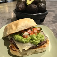 Burger of the Month at Babalu Overton Square