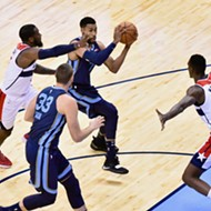 Grizzlies Close Out Wizards 107-95