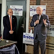 "Bredesen Says Senate Race is ""Knife Edge"" Affair, Takes Election Commission to Task"