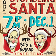 Bob and Roland's 14th Annual Stumbling Santa Pub Crawl