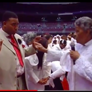 Video Purports to Show COGIC Leader Using Homophobic Slurs