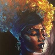 Black Winter Artist Reception: Ollie Rodriguez