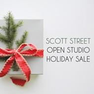 Scott Street Open Studio Sale