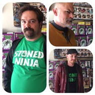 Roll Local with Memphis Made Comic, Stoned Ninja