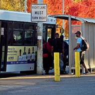 Bus Riders Call for Better Safety Measures at Downtown Terminal
