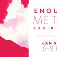 """Opening Reception for """"Enough: A Me Too Exhibition"""""""