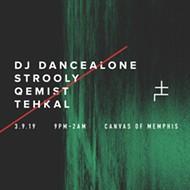 Future-Everything presents: DJ DanceAlone, Strooly, Qemist and TEHKAL