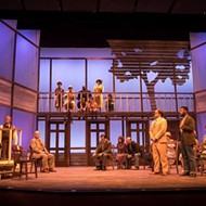 "Theatre Memphis Reminds Us, ""It's a Sin to Kill a Mockingbird."""
