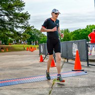 The 37th Annual Memphis in May Olympic Triathlon