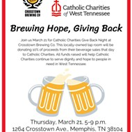 Brewing Hope, Giving Back