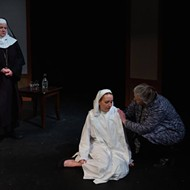 OMGWTF: Sister Agnes is Back and Bleeding All Over Theatreworks