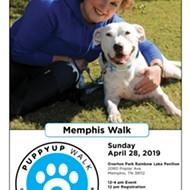 PuppyUp Memphis Walk