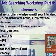 Job Searching Workshop Part 4: Interviewing