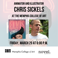 Booksigning by Chris Sickels