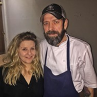 Amanda and David Krog Plan New Restaurant, Dory