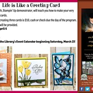 Life is Like a Greeting Card