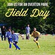 Overton Park Field Day