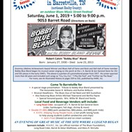 Bobby Blue Bland  Blues Music Festival