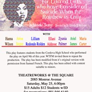 <i>For Colored Girls Who Have Considered Suicide / When the Rainbow Is Enuf</i>