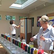 Painting Out Loud Workshop