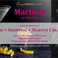 Martinis on Madison